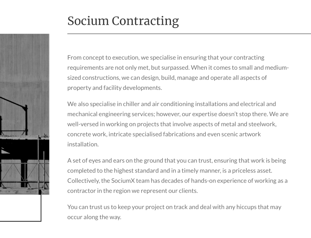 SociumX